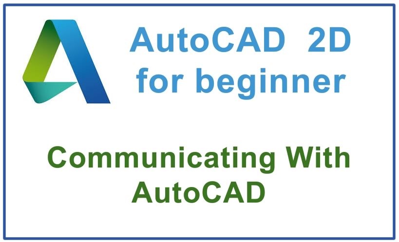 Photo of How to communicate With AutoCAD
