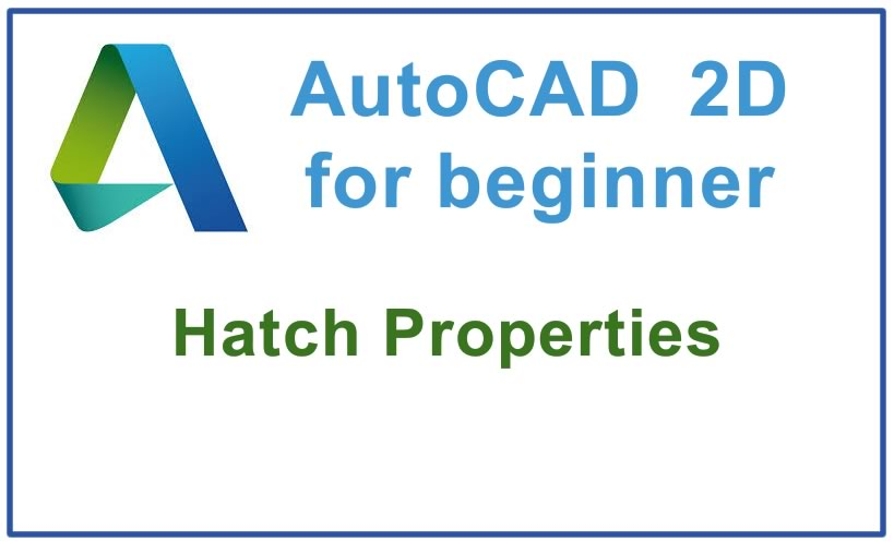 Photo of How to use hatch Properties