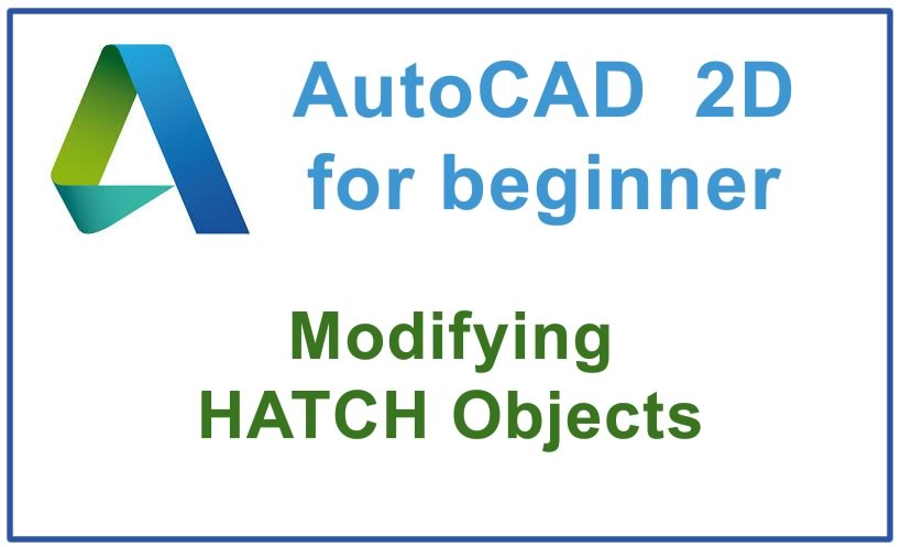 Photo of How to modify HATCH Objects