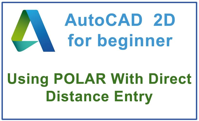 Photo of How to use POLAR With Direct Distance Entry