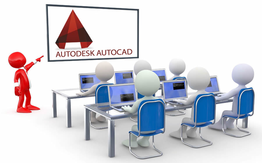 Photo of AutoCAD training